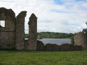 ruins of old Crom castle
