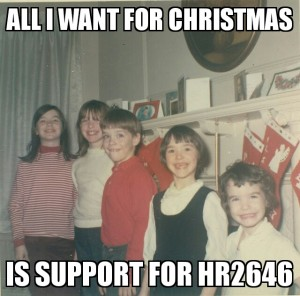 all I want for christmas is hr2646-2