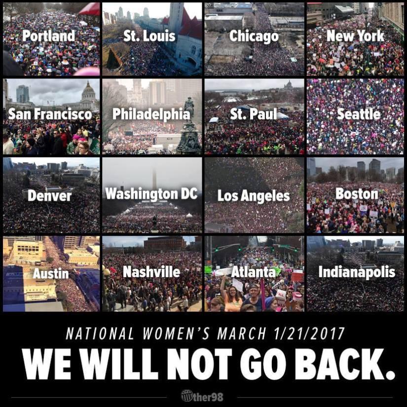 Women's 21st Century Bill ofRights