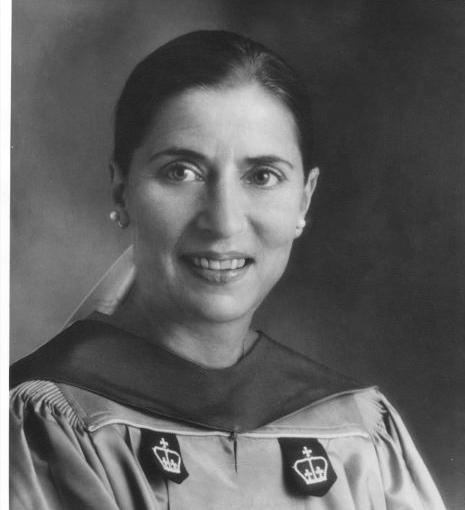 Ghazal for Ruth BaderGinsberg